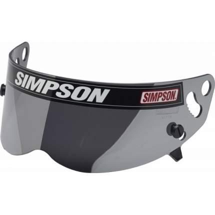 Визор для шлема BANDIT/SUPER BANDIT, зеркальный Simpson 89406A