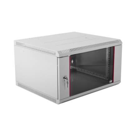 Шкаф телекоммуникационный настенный разборный 6U Gembird ШРН-Э-6.500