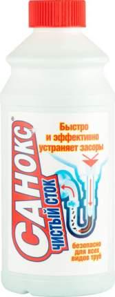 Средство для очистки труб и сливов Аист санокс чистый сток 500 мл