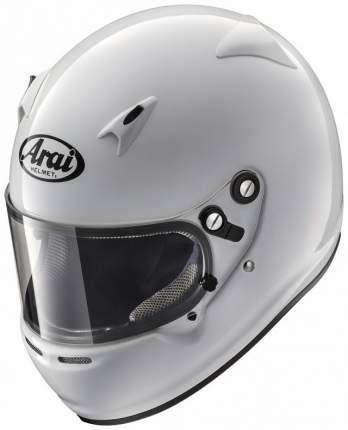 Шлем для картинга CK-6 (CIK, CMR2016), белый, р-р S Arai 233-011-02