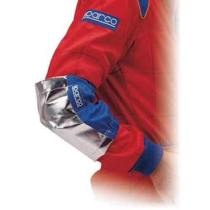 Налокотник с термозащитой (картинг) ALLUMINIZED SLEEVES Sparco 00240