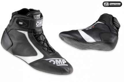 Обувь (FIA) ONE-S, черный, р-р 40 Б/У OMP Racing IC/80107140