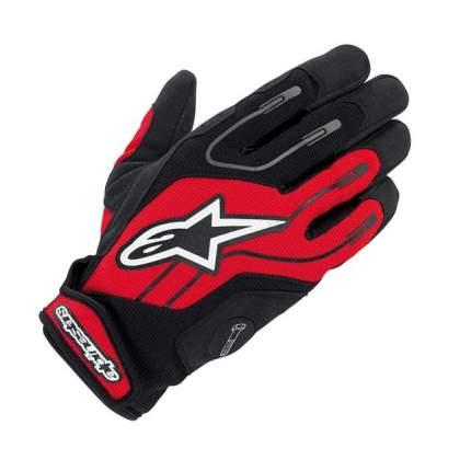 Перчатки механика ENGINE, черный/красный, р-р XS Alpinestars 35525813_XS
