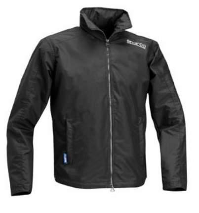 Куртка - ветровка Windstopper из ткани -TEX черная, р-р M Sparco 011382NR2M