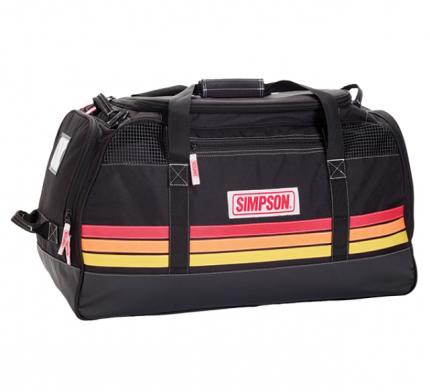 Сумка для шлема и экипировки 2018 Speedway, 68x33x38см, чёрный Simpson 23301