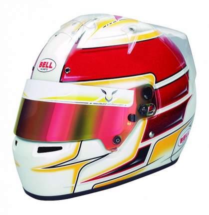Шлем для картинга KC7-CMR LEWIS HAMILTON, CMR2016, р-р 59 (7 3/8) BELL 1311036