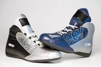Обувь (картинг) SENSITIVE D07K, серебро/синий, р-р 40 Freem S0005.SCP.SB.40