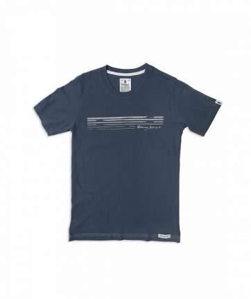 Футболка Crew Neck Short Sleeves Simplicity Slate размер L OMP Racing RS/TS/0027/081/l