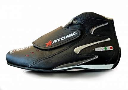 Ботинки для автоспорта D09, FIA 8856-2000, чёрные, (лого ATOMIC), 44 Freem AS0001.SCP_44