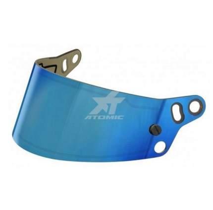 Визор SE07 DSAF для шлема HP7/RS7 Carbon/RS7 Pro/RS7-K, 3 мм синий (зеркало) BELL 2010047