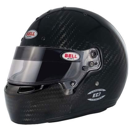 Шлем для картинга KC7-CMR CARBON, CMR2016, карбон, р-р 59 BELL 1205006