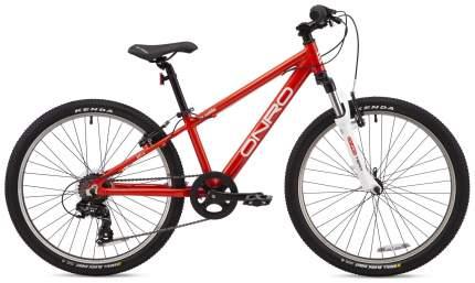 """Велосипед ONRO 24"""" красный"""