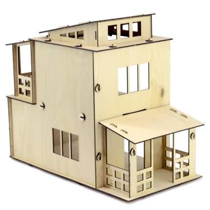 Кукольный домик Загодрая Вилла, конструктор PAREMO PD318-26
