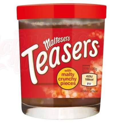 Шоколадная паста - Maltesers Teasers с кусочками печенья 200 гр.