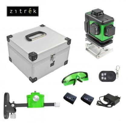 Лазерный нивелир ZITREK LL16-GL-2Li-MC 065-0160