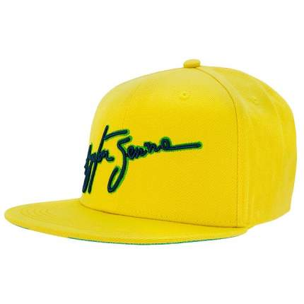 Кепка Senna Brazil Flag Racing Legends AS-17-014