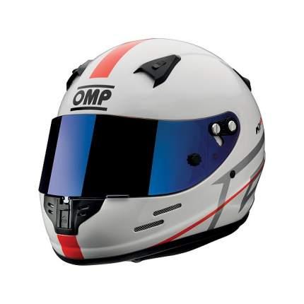 Визор в комплекте  р-р M (56-57) OMP Racing SC790E020M
