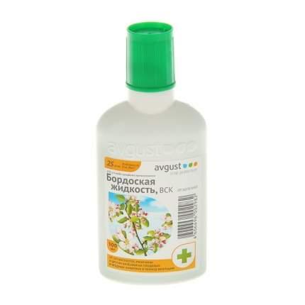 Средство защиты растений от болезней Avgust 13131 Бордоская жидкость 100 мл