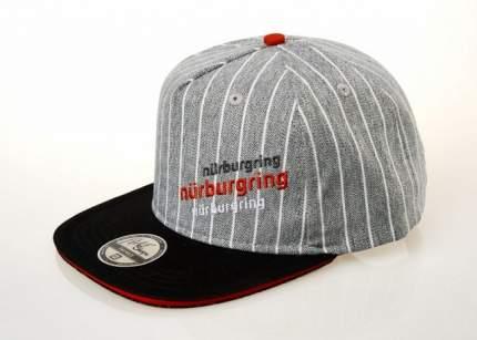 "Кепка Flat ""Wolfgang"" серый Nurburgring 154133600999"