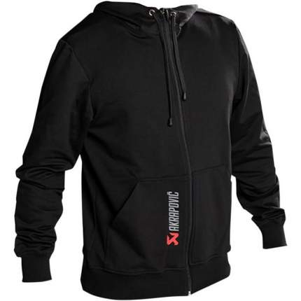 Худи Akrapovic Black - Red Men's XXL Akrapovic 801750