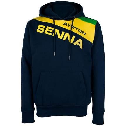 Худи Senna Racing II р-р L Racing Legends AS-18-620_l