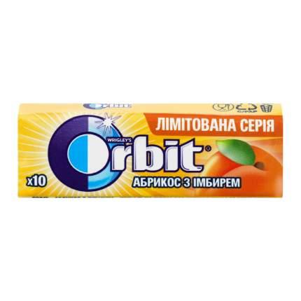 Orbit жевательная резинка Сочный абрикос 13.6г