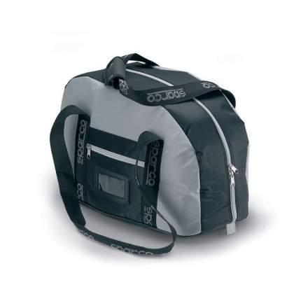 Сумка BAG HELMET для шлема, черный/серый Sparco 003112NGR