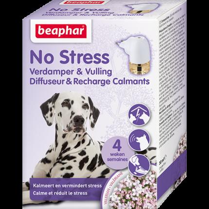 Набор: No Stress  диффузор со сменным блоком, для собак 30мл