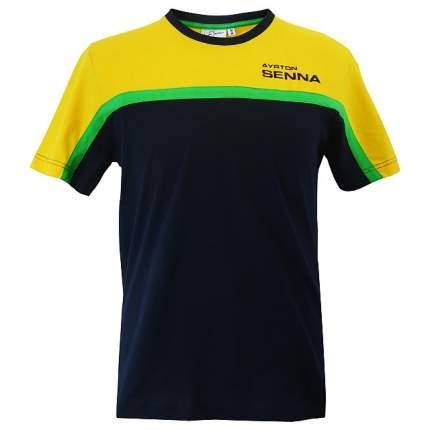 Футболка Ayrton Senna Racing р-р S Racing Legends AS-15-113_s