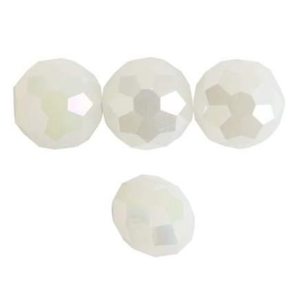 Бусины стеклянные Астра GBZ, 10 мм, 20 шт.