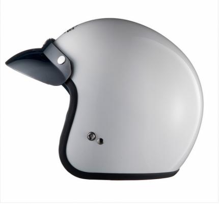 Шлем открытый (ECE-05) CLUB J1, белый, р-р XL Sparco 0033174XL