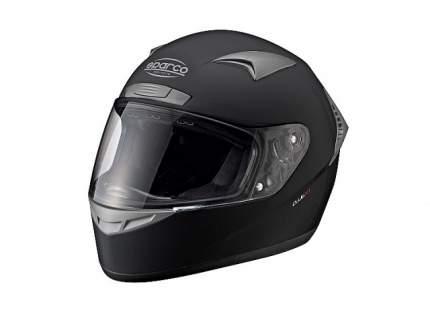 Шлем закрытый (ECE-05) CLUB X1, черный, р-р S Sparco 003319N1S