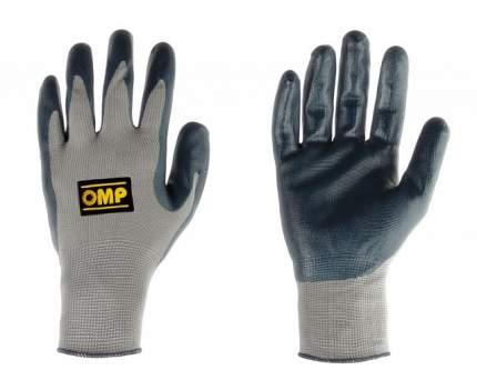 Перчатки для механика, 10 штук, р-р XXL OMP Racing NB/1867/XXL