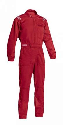 Комбинезон для механика MS-3, красный, р-р L Sparco 002015RS3L
