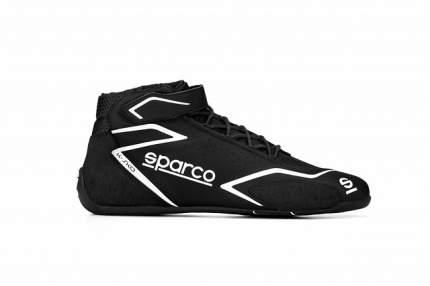 Ботинки для картинга K-SKID, чёрные, р-р 39 Sparco 00127739NRNR