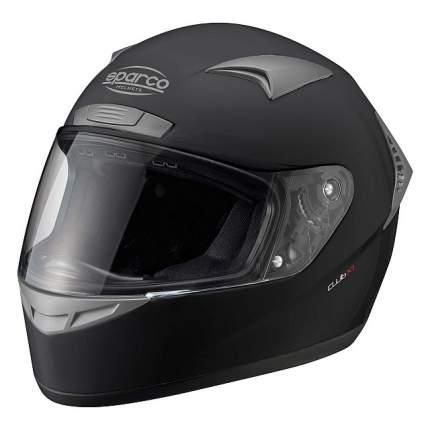 Шлем закрытый (ECE-05) CLUB X1, черный, р-р XS Sparco 003319N0XS