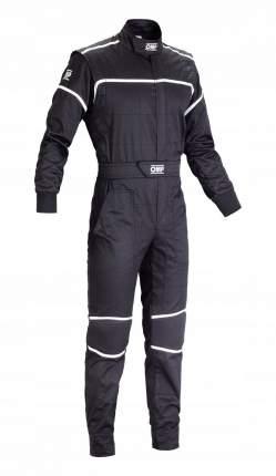 Комбинезон механика BLAST, черный, р-р 48 OMP Racing NB157807148