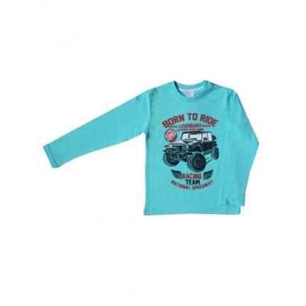 Джемпер для мальчиков Bella veza, цв. голубой, р-р 110