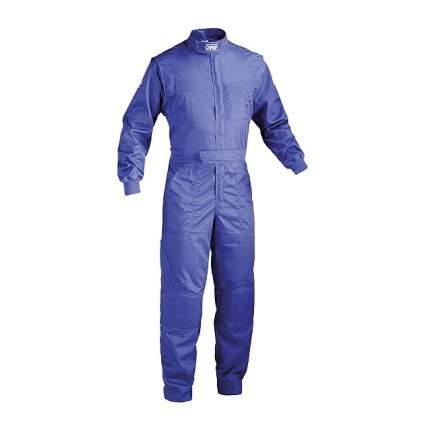 Комбинезон механика SUMMER, синий, р-р 54 OMP Racing NB157904154