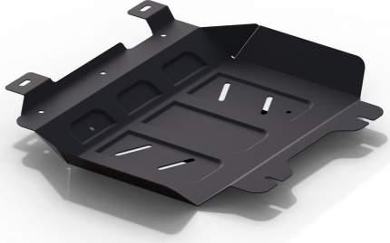 Защита картера двигателя и кпп ALFeco honda cr-v v-2,4 (2015-) (Алюминий 4 мм) alf0937al