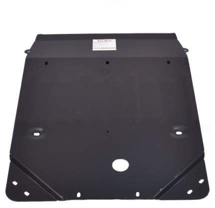alfeco Защита картера двигателя и радиатора для bmw 1 f20 2011-, v-1.6i, привод задний (ст