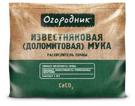 Почвоулучшитель доломитовая мука Огородник Лм0300ОГО02 2 кг