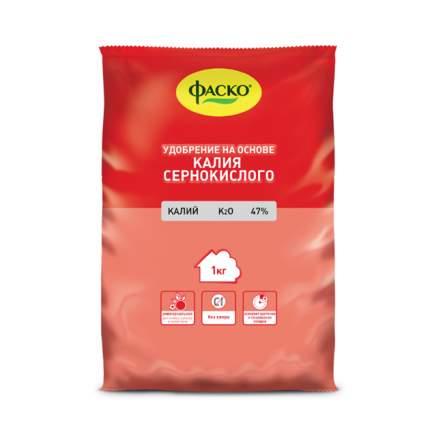 Минеральное удобрение калийное Фаско 1686 1 кг