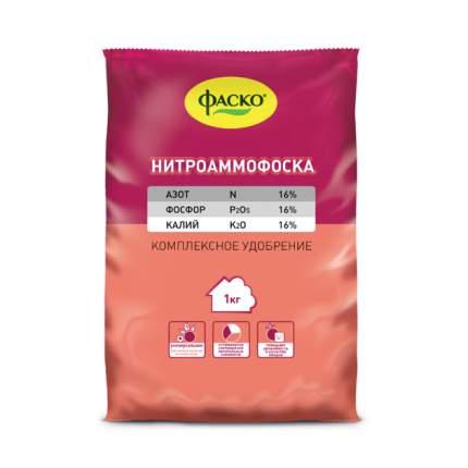 """Удобрение минеральное сухое """"Нитроаммофоска"""", 1 кг"""
