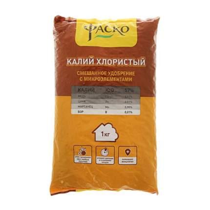 """Удобрение минеральное """"Калий хлористый с микроэлементами"""" (сухое), 1 кг"""