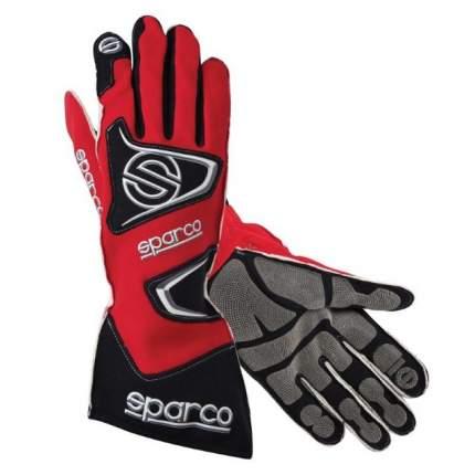 Перчатки для картинга TIDE KG-9, красный, р-р 12 Sparco 0025612RS