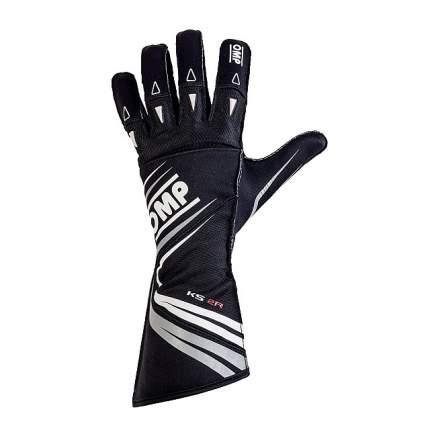 Перчатки для картинга KS-2R, чёрный, р-р L OMP Racing KK02747071L