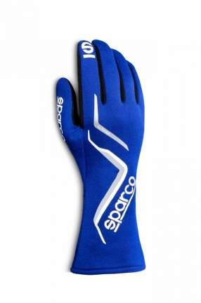 Перчатки для автоспорта LAND, FIA, синие, р-р 9 Sparco 00135709EB