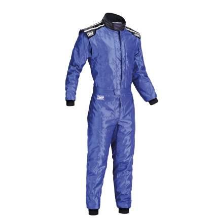 Комбинезон (CIK, level1) KS-4, синий, р-р M OMP Racing KK01724041M