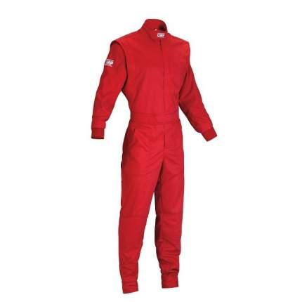 Комбинезон механика SUMMER, красный, р-р 50 OMP Racing NB157906150